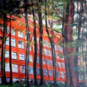 Bureaux dans la forêt de Meudon
