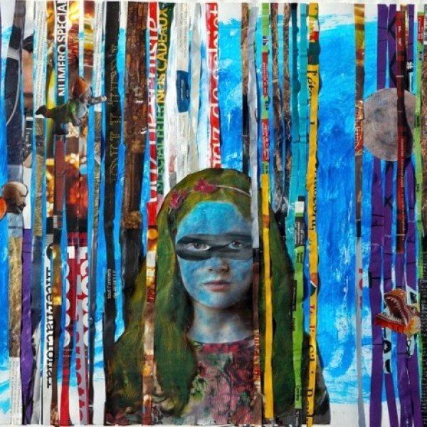 Rêve d'enfant.50x70-2016